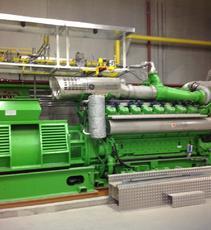 AHM Györ G42 Energiezentrale