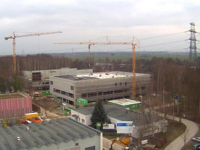 Neubau In vivo Pathophysiologielabor mit Infrastrukturgebäude, Berlin