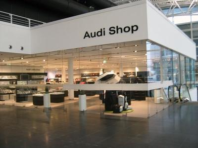 AUDI Forum Shop